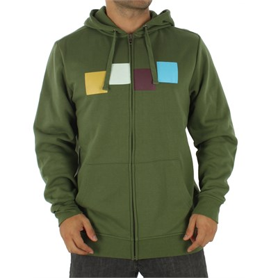 Foursquare Rig Full Zip Fleece Jacket