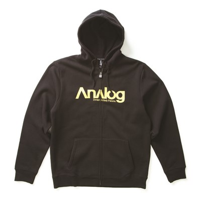 Analog Enterprise 2 Zip Hoodie