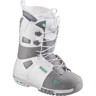 Salomon Savage Color Snowboard Boots 2012