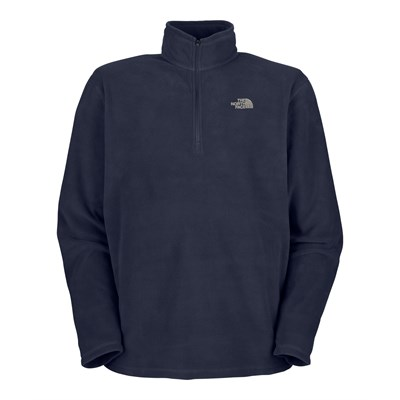 The North Face TKA 100 Microvelour Glacier 1/4 Zip Top
