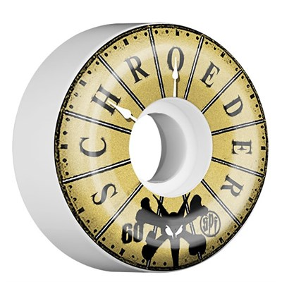 Bones Schroeder Time Skateboard Wheels