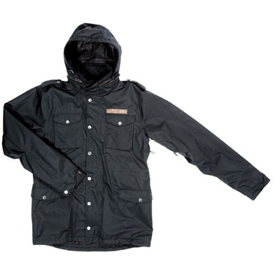 Holden Phillips Micro Oxford Jacket