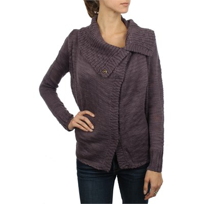 Element Lariat Wrap Sweater - Women's