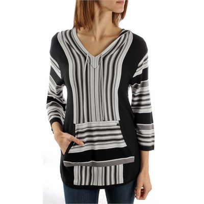 Matix Wooden Heart Pullover Sweater - Women's