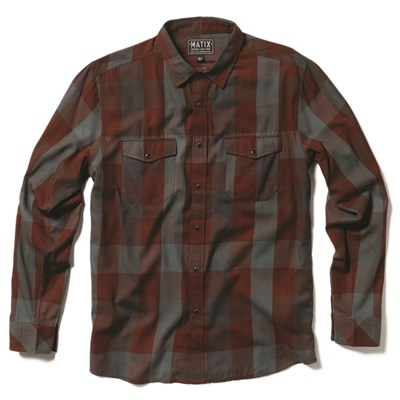 Matix MJ Degree Button Down Shirt
