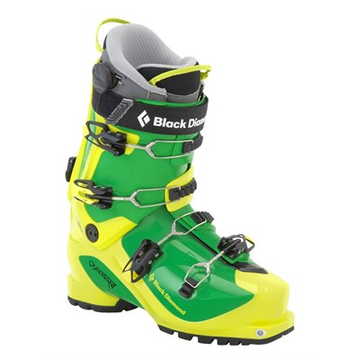 Black Diamond Quadrant Ski Boots 2012