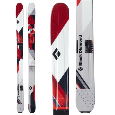 Black Diamond Verdict Skis 2012