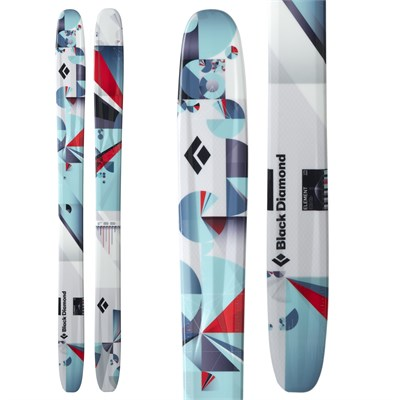Black Diamond Element Skis - Women's 2012