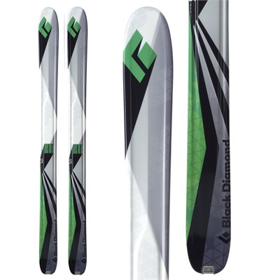 Black Diamond Justice Skis 2012