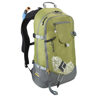 Black Diamond Covert Avalung M/L Pack
