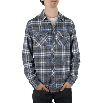 Analog Floyd Long Sleeve Flannel Button Down