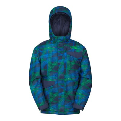 The North Face Insulated 30X Jacket - Youth - Boy's