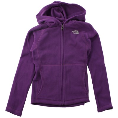 The North Face Glacier Full Zip Hoodie - Youth - Girl's