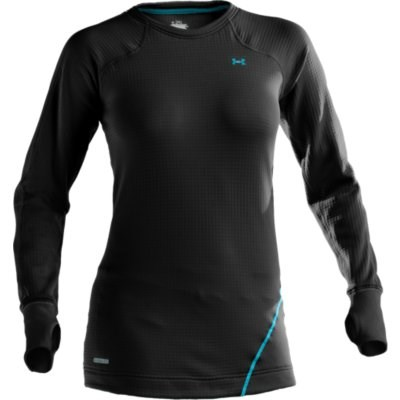 Under Armour Base 3.0 Crew Top - Women's