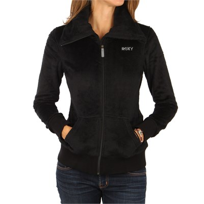 Roxy Welcome Snow Fleece Jacket - Women's