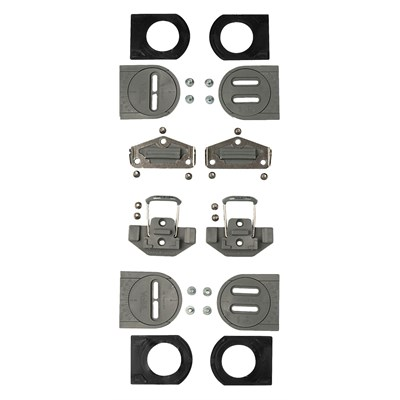 Voile Universal Splitboard Hardware For Light Rail 2014