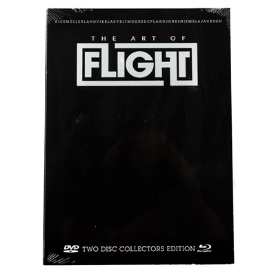 Quiksilver The Art of Flight (DVD/Blu-ray Combo Pack)