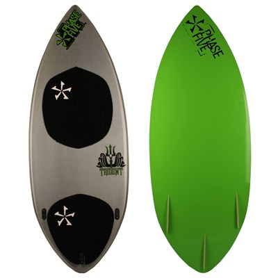 Phase Five Trident Pro Wakesurf Board 5' 2012