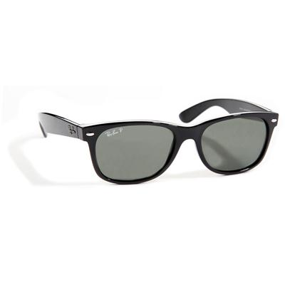Ray Ban RB 2132 New Wayfarer 55 Polarized Sunglasses