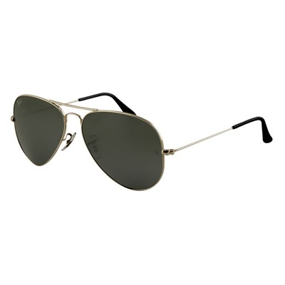 Ray Ban RB 3025 Aviator Large Metal 55 Sunglasses