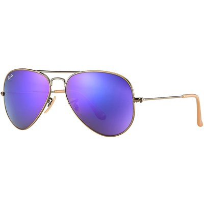 Ray Ban RB 3025 Aviator Large Metal 58 Sunglasses