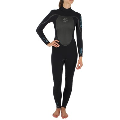 Billabong SG5 4/3 Back Zip Long Sleeve Wetsuit - Women's