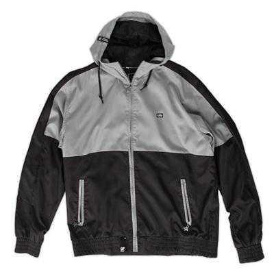 LRG Mean Streak Hooded Windbreaker Jacket