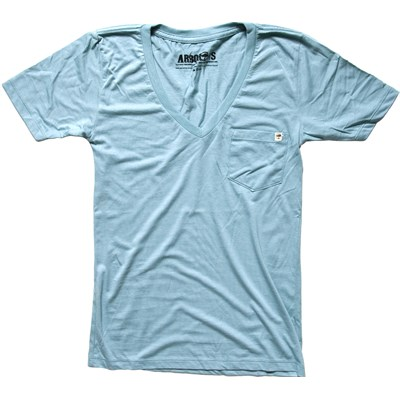 Arbor Hope V Neck T Shirt - Women's