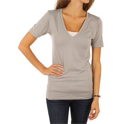 Arbor Plume V Neck T Shirt - Women's