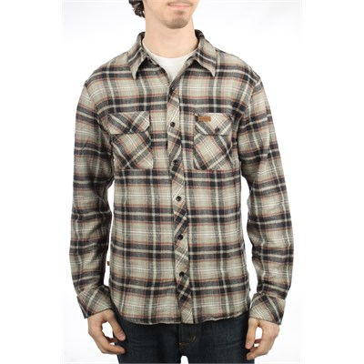 Elwood Dan Yonder Flannel Button Down Shirt