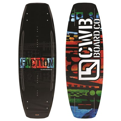 CWB Faction Wakeboard - Blem 2011