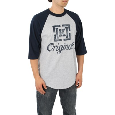 Kr3w Chalk Baseball T Shirt