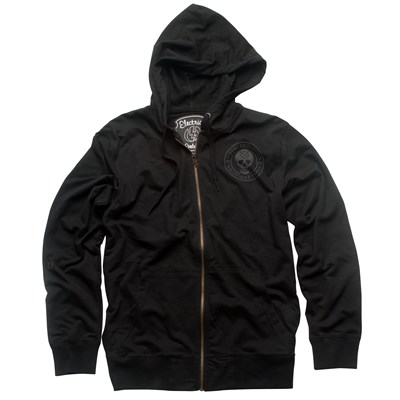 Electric Stalker Slim Fit Zip Hoodie