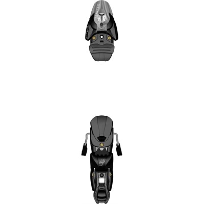 Salomon Z10 Ti Ski Bindings (80mm Brakes) - Women's 2012