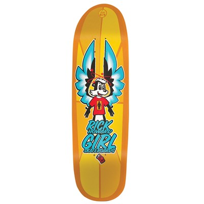 Girl Rick Howard Powerslide 2 Skateboard Deck