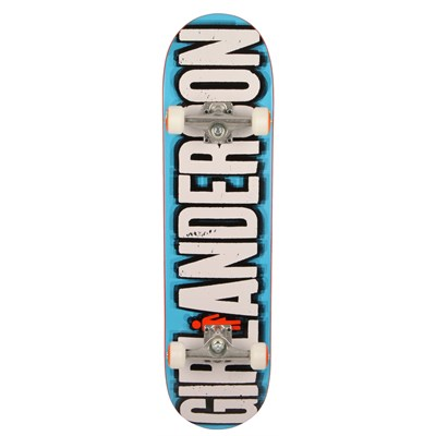 Girl Brian Anderson Big Girl #6 Skateboard Complete