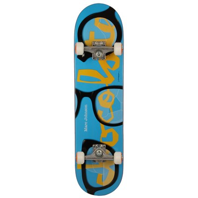 Chocolate Marc Johnson Dump Chunk Skateboard Complete