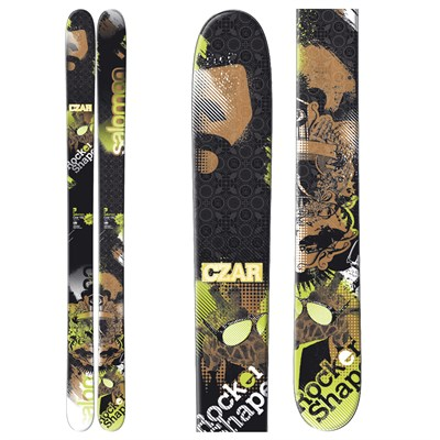 Salomon Czar Skis 2012