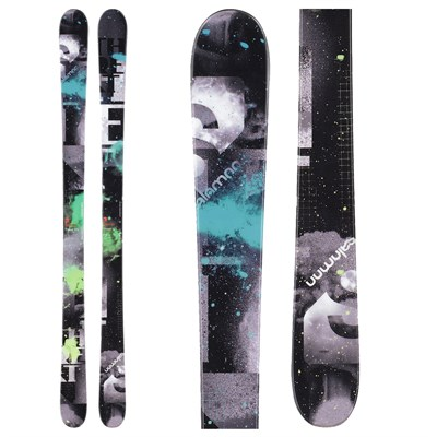 Salomon Threat Skis 2012