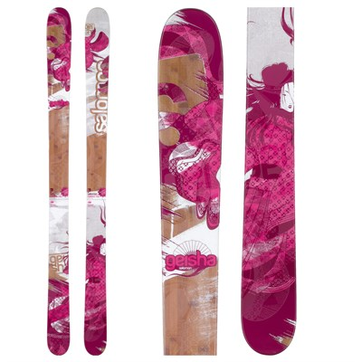 Salomon Geisha Skis - Women's 2012
