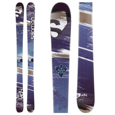 Salomon Lady Skis - Women's 2012