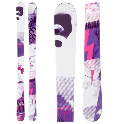Salomon Vamp Skis - Women's 2012