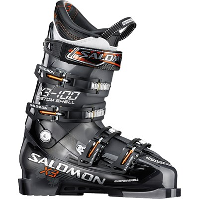 Salomon X3 100 CS Ski Boots 2012