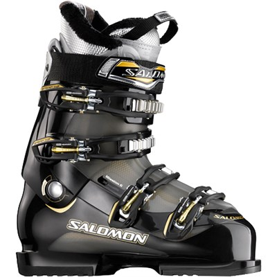Salomon Mission 6 Ski Boots 2012