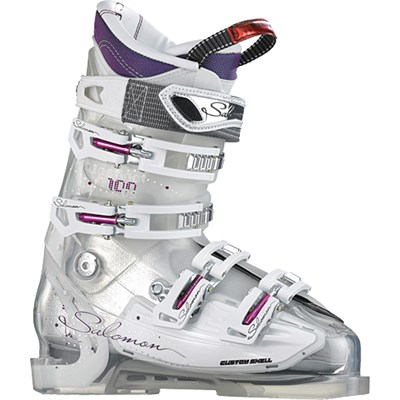 Salomon Instinct 100 CS Ski Boots - Women's 2012