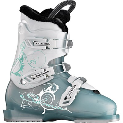 Salomon T3 Girlie RT Ski Boots - Youth 2012