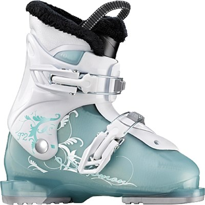 Salomon T2 Girlie RT Ski Boots - Youth 2012