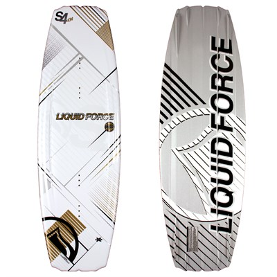 Liquid Force S4 Wakeboard - Blem 2011