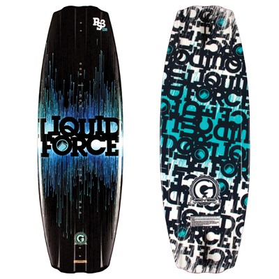 Liquid Force PS3 Grind Wakeboard - Blem 2011