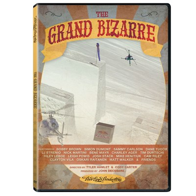 Poor Boyz Productions The Grand Bizarre Ski DVD